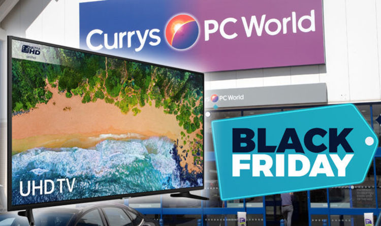 Currys Black Friday 2018 The 10 Best 4k Tv Deals