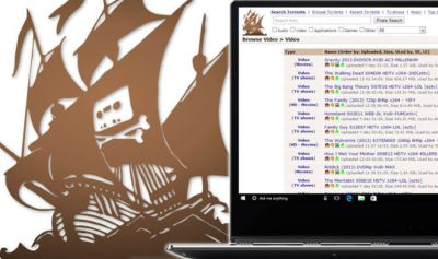Pirate Bay BLOW - Torrent download portal suffers 'HUGE' traffic drop after new blocking ...