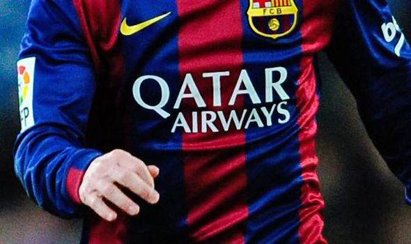 Barca could extend Qatar Airways sponsorship to rival other clubs - clothing sponsorship
