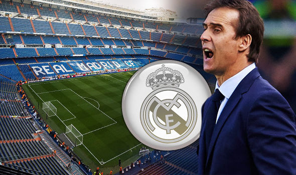 Real Madrid news: Spain manager Julen Lopetegui appointed as Zinedine Zidane replacement ...