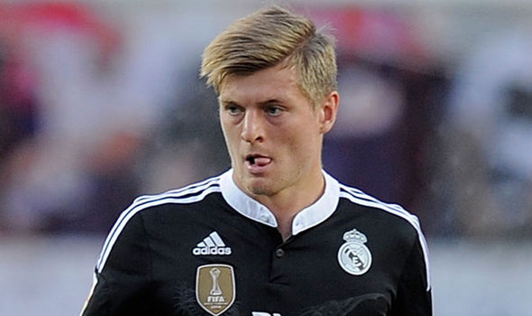Wallpaper Man Utd Hd Toni Kroos Opens Up On Perfect Decision To Reject Man