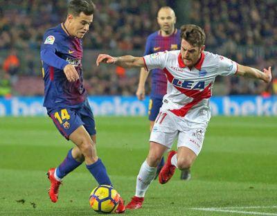 Barcelona news LIVE updates: Coutinho shock, Lionel Messi claim, Ozil transfer snub | Football ...