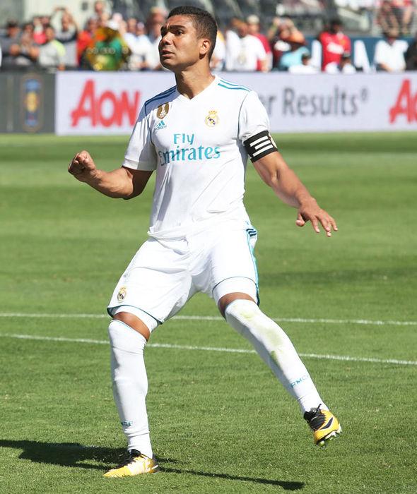Arsenal Live Wallpaper Hd Real Madrid Transfer News Casemiro Has Say On Summer