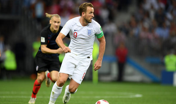 England 1-2 Croatia AS IT HAPPENED: Three Lions KNOCKED OUT of World Cup in extra-time ...