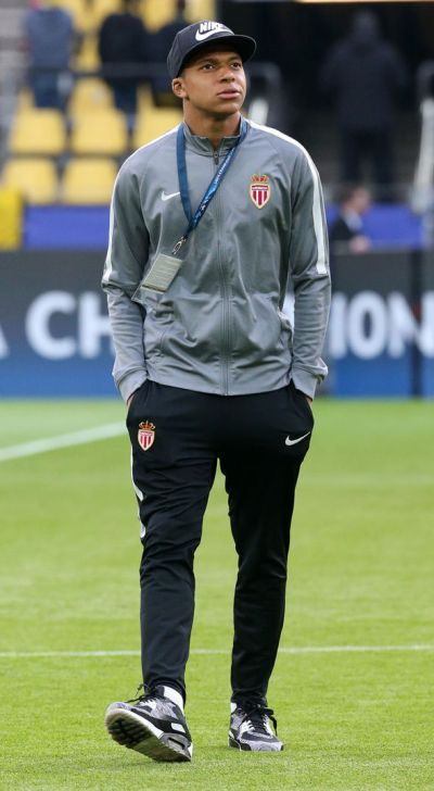 Kylian Mbappe: Monaco reveal how much they want for teenage superstar | Football | Sport ...