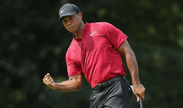 tiger woods tee time tomorrow players