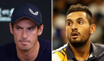 Andy Murray: Nick Kyrgios reveals why Murray announcement is a 'sad day' for tennis | Tennis ...