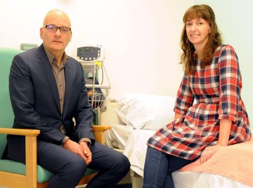 Royal Free Hospital in London successfully cured nurse Pauline Cafferkey