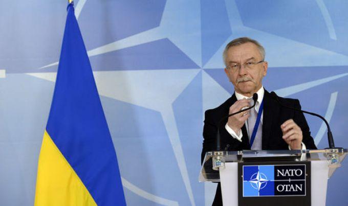 Ukrainian deputy defence minister Ihor Dolhov