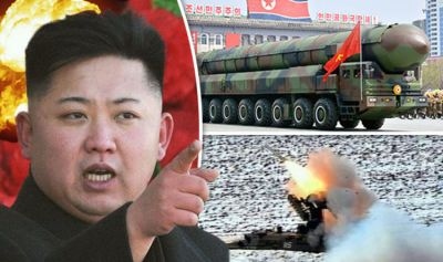 North Korea to build nuclear weapons to the MAXIMUM as world verges on the 'brink of WAR ...