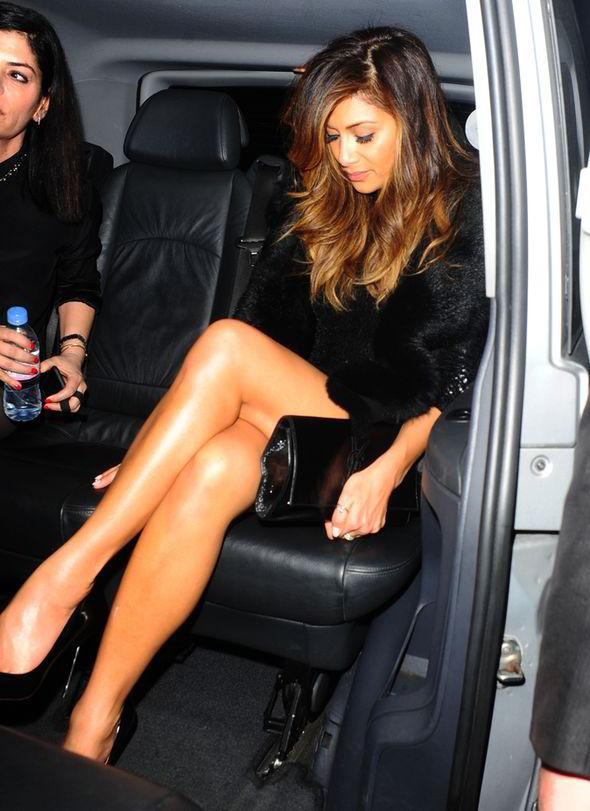 Night Is Short Walk On Girl Wallpaper Nicole Scherzinger Wears Sexy Cut Out Sequinned Dress