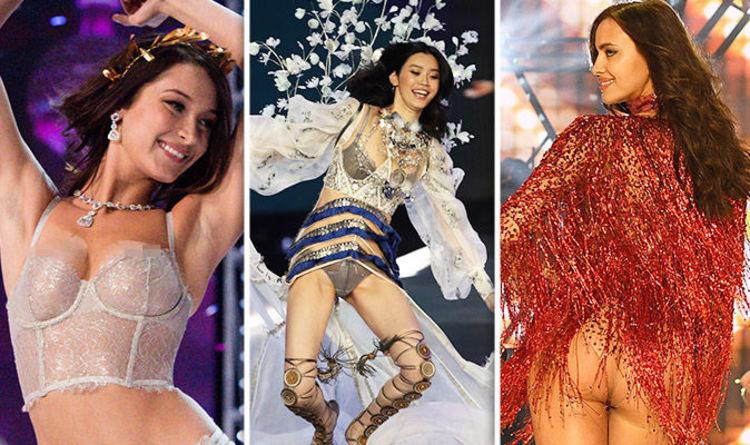 Victorias Secret Worst Ever Mishaps From Bella Hadid Nip