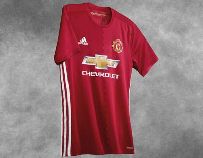 Manchester United FC | Premier League 2016/17 kits confirmed (so far) | Sport Galleries | Pics ...