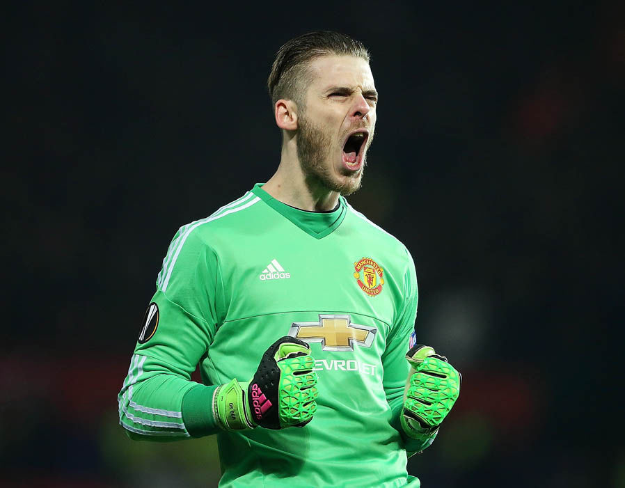 Dynamic Wallpaper Iphone X David De Gea S World Class Saves For Manchester United