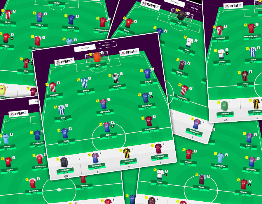 Fantasy Premier League tips 15 potential FPL templates ahead of