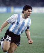 Diego Maradona Regularly Found Himself In Trouble With S And