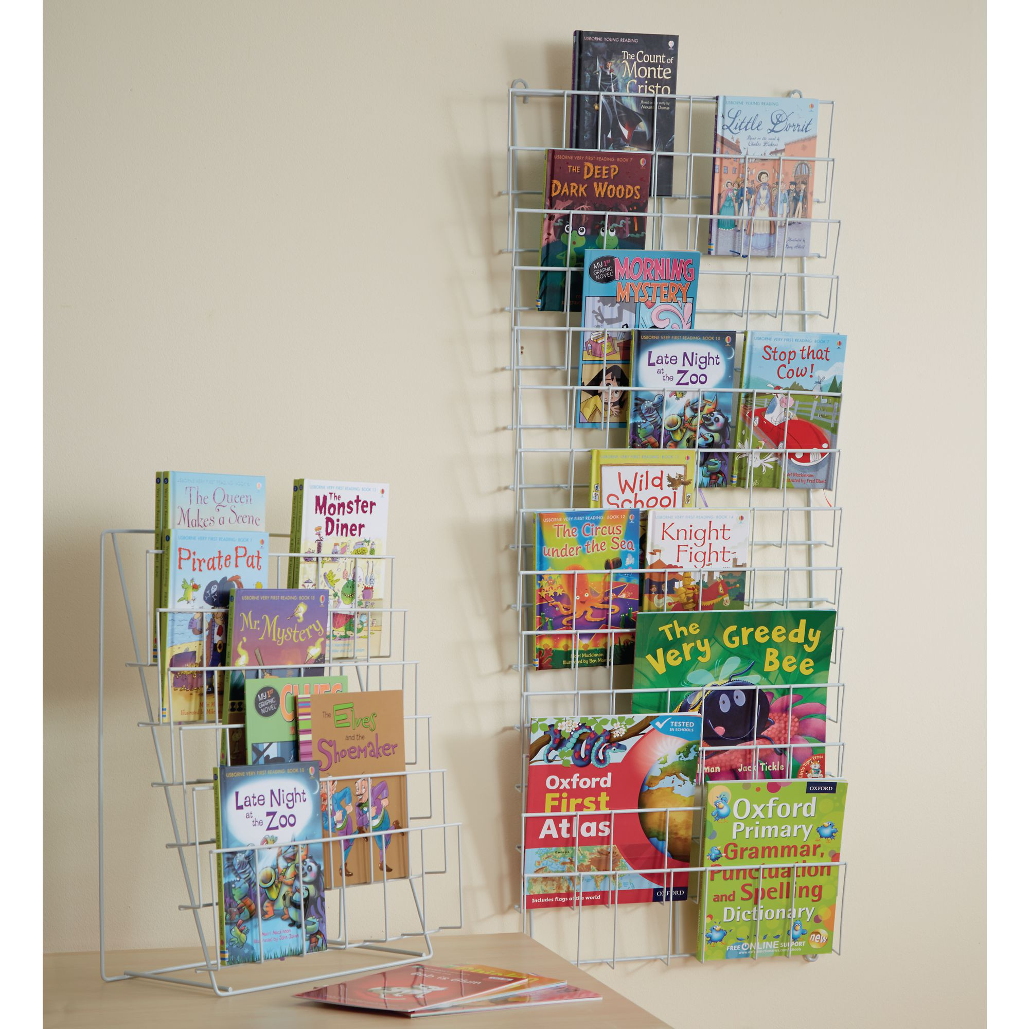 Wall Book Racks Vertical Book Rack Hope Education