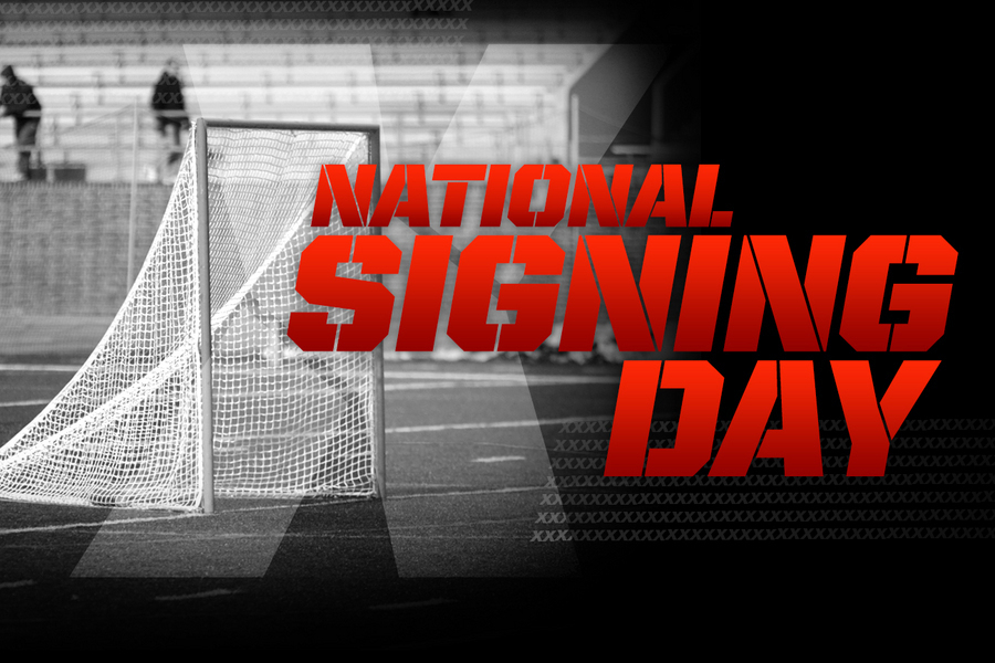 National Letter of Intent Your Signing Photos Inside Lacrosse