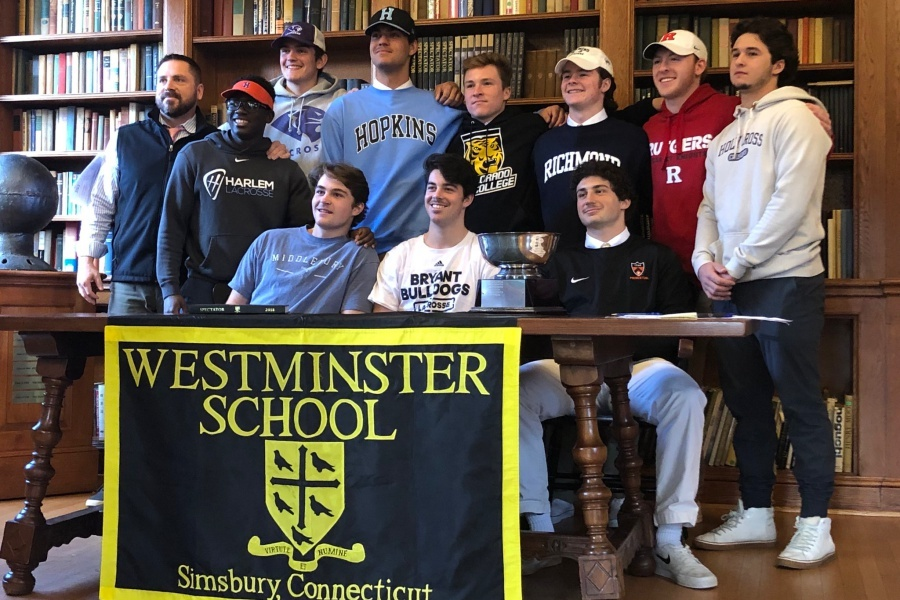 MICDS (Mo) 2018 National Letter of Intent Signing Slideshows