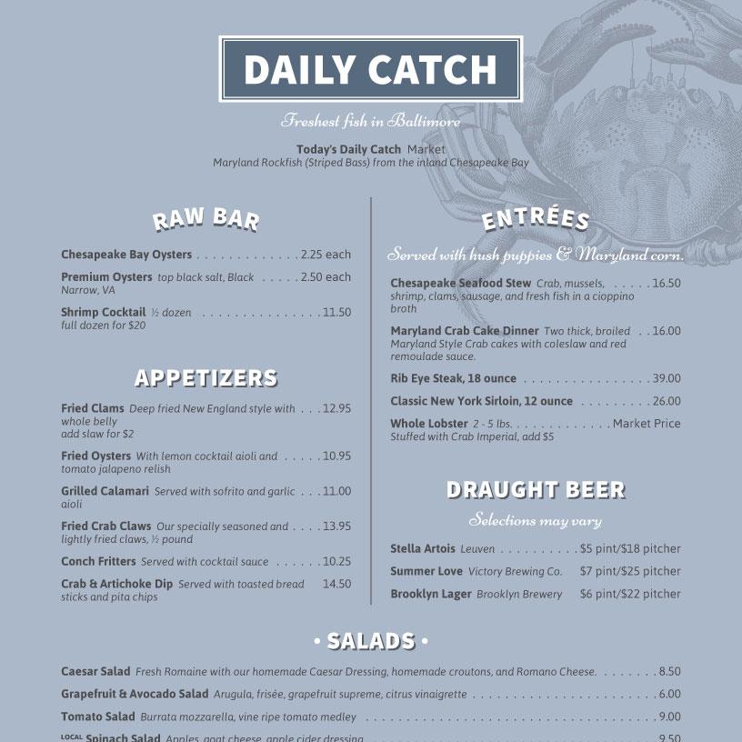 iMenuPro · Restaurant Menu Templates, menu software