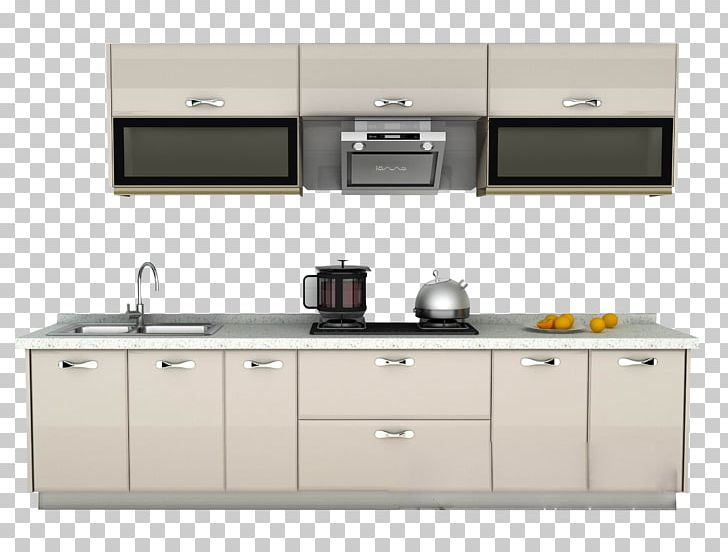 Kitchen Cabinet Furniture Cupboard Png Clipart Angle