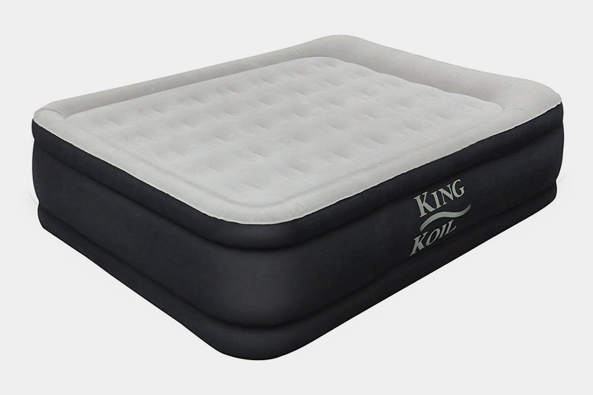 Queen Air Mattress Cot The 14 Best Air Mattresses For Camping Improb