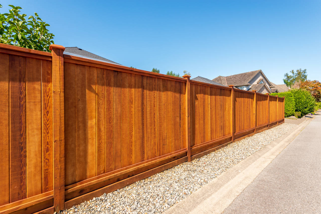 Cost To Install A Fence 2021 Average Prices Inch Calculator