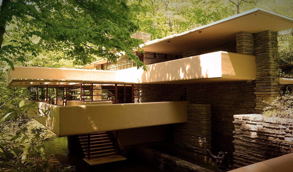 Falling Water House Usa Top 16 Frank Lloyd Wright Houses You Can Tour Incollect