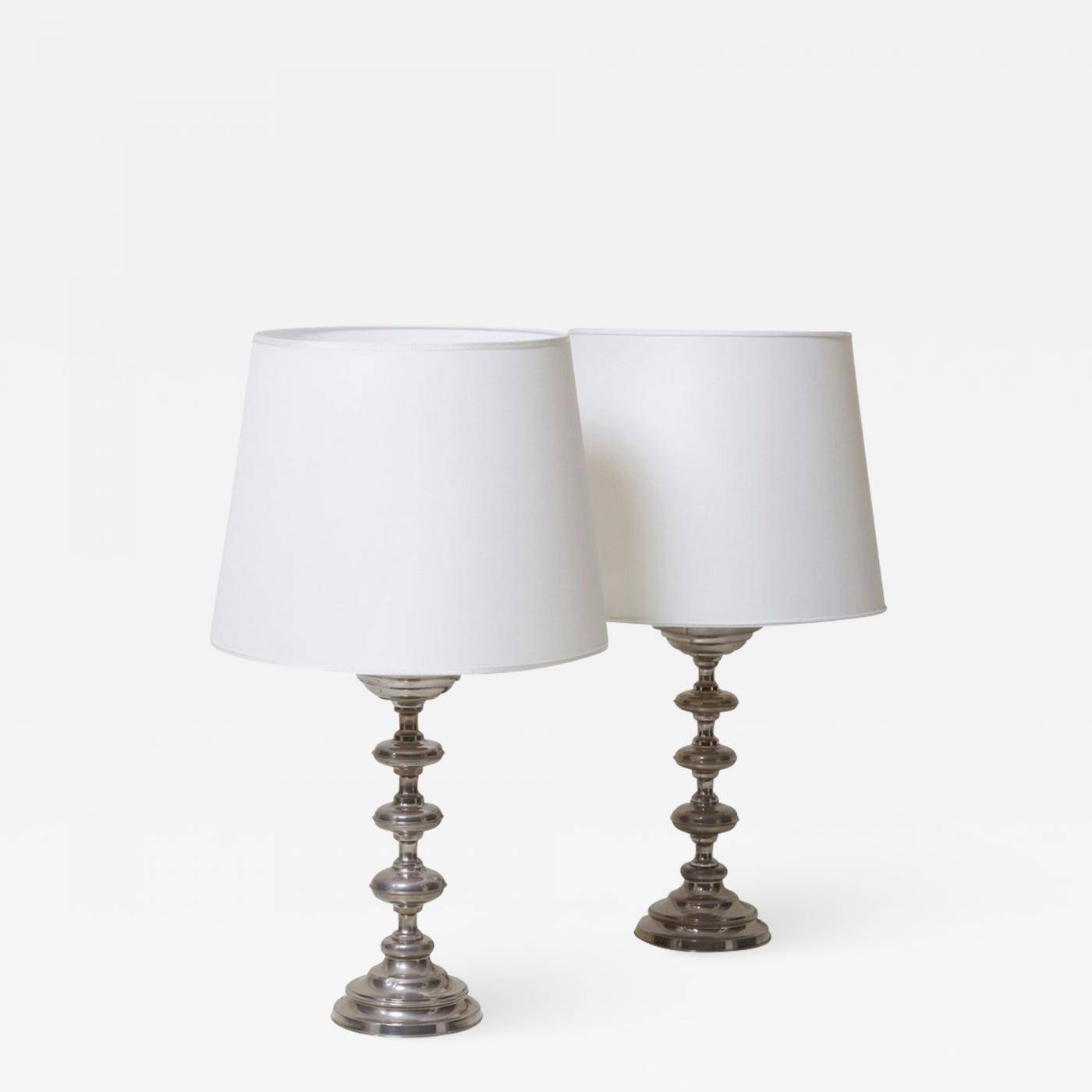 Ingo Maurer Ingo Maurer Pair Of Ingo Maurer Table Lamps Germany 1970s