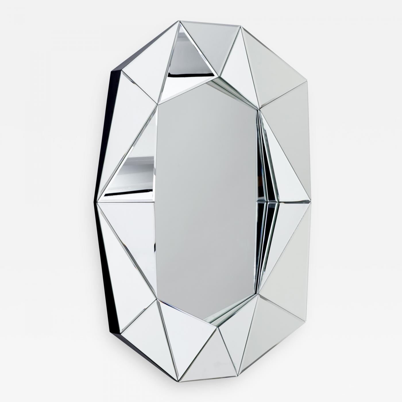 Decorative Mirror Reflections Copenhagen Diamond Decorative Mirror