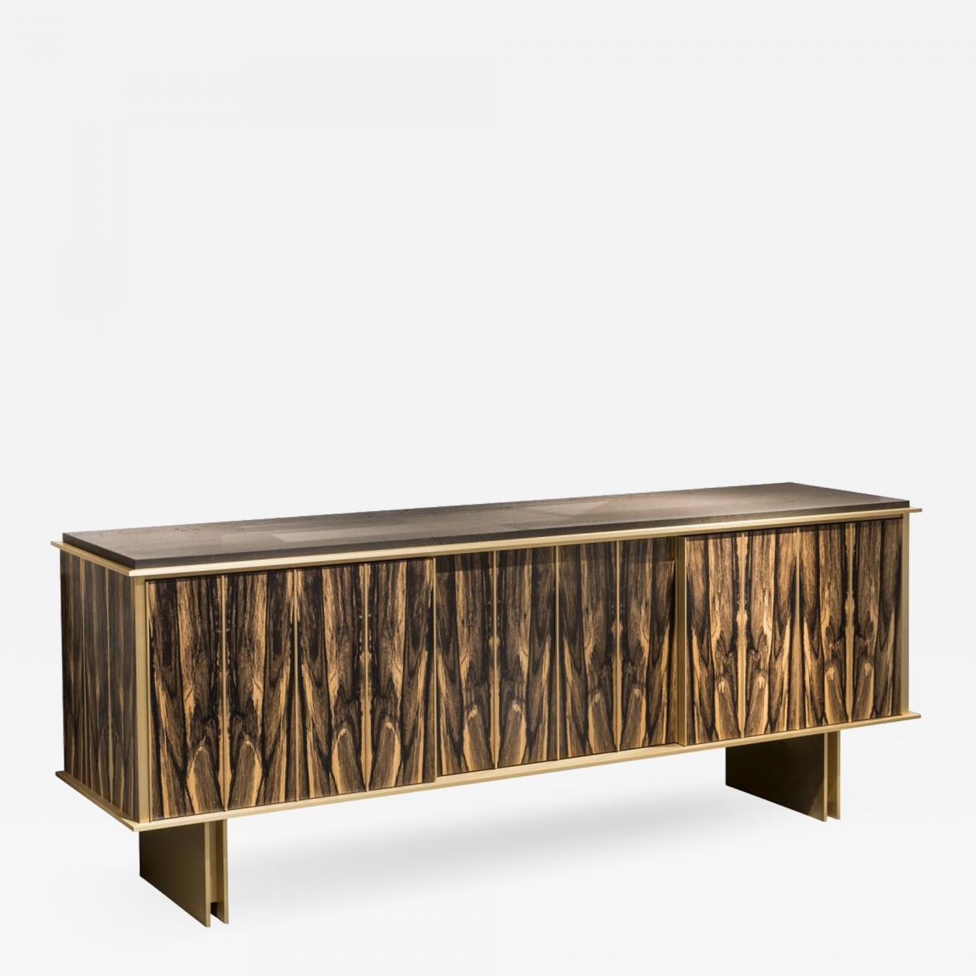 Meubles Langlais Galerie Negropontes Plumage Sideboard