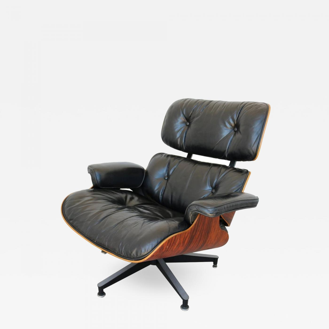 Charles Eames Charles Eames 670 Lounge Chair By Charles And Ray Eames For Herman Miller