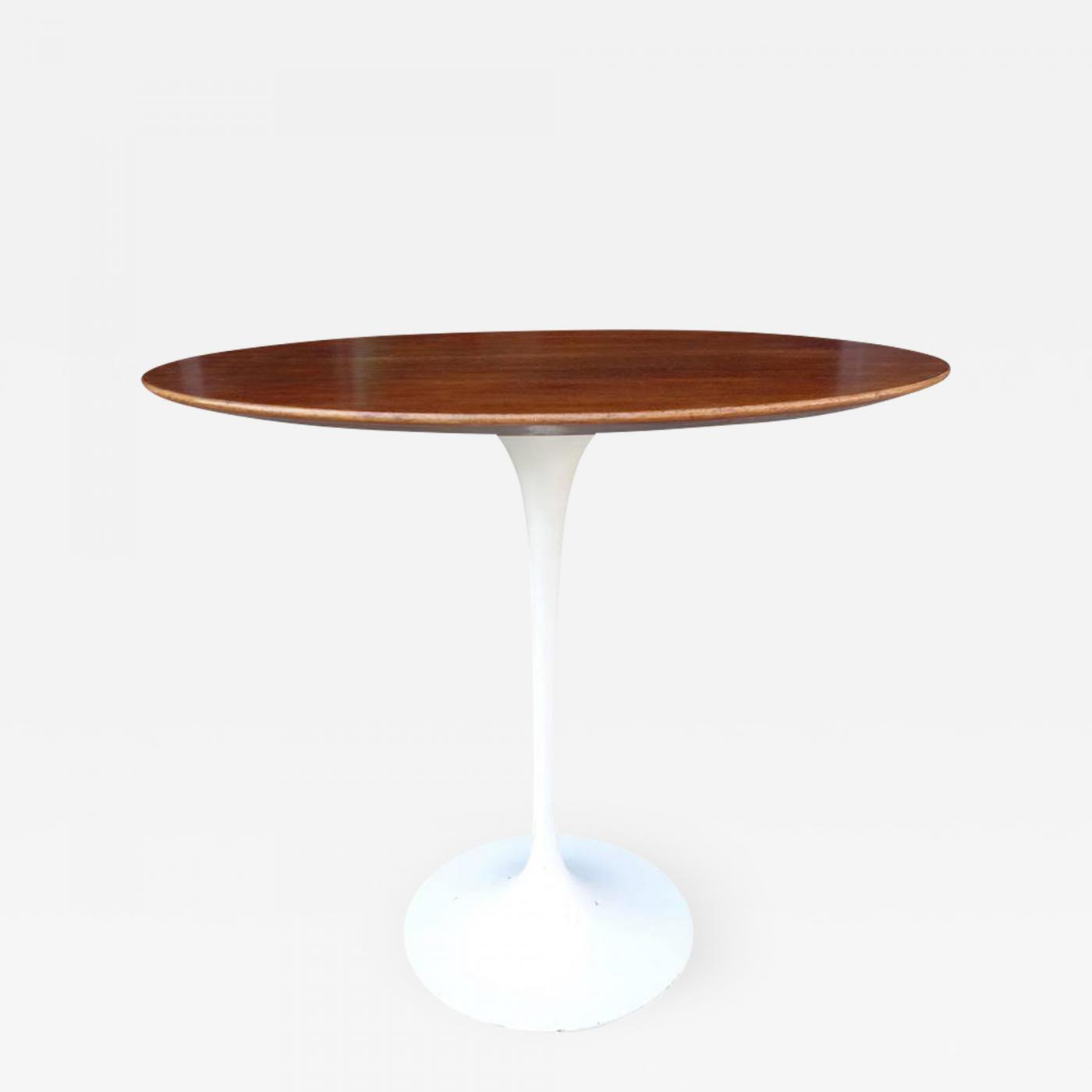 Saarinen Knoll Table Eero Saarinen Mid Century Saarinen Tulip Side Table For Knoll