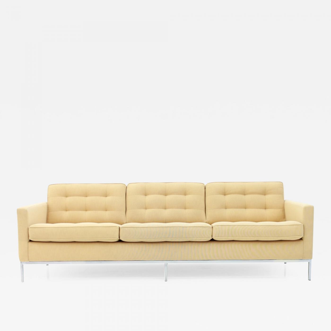 Knoll Sofa Florence Knoll Florence Knoll Sofa By Knoll International