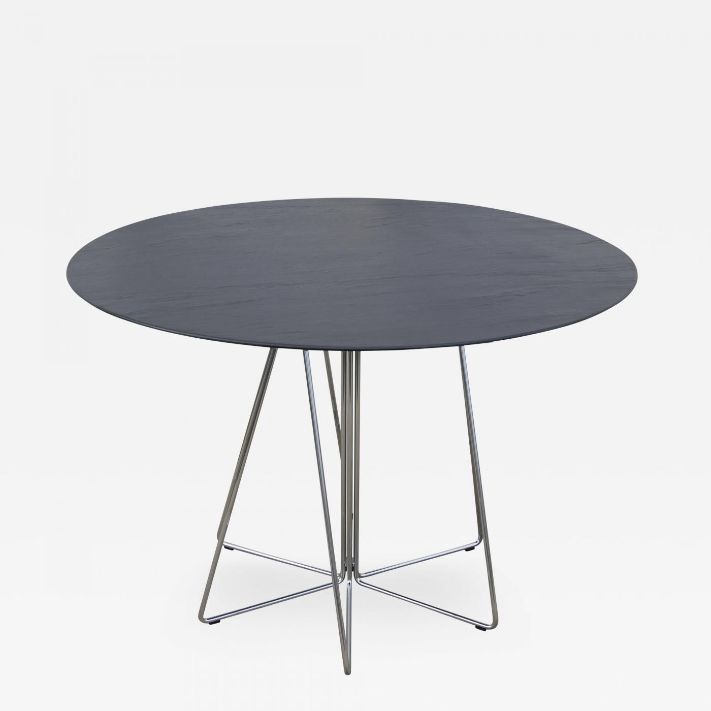 Knoll Table Massimo Vignelli Paperclip Table By Lella And Massimo Vignelli For Knoll