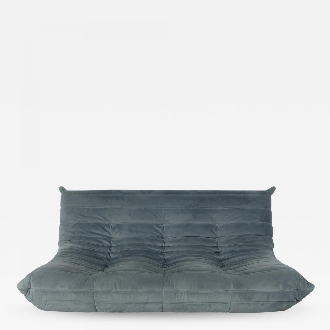Togo Sofa Michel Ducaroy Togo Three Seat Sofa By Michel Ducaroy For Ligne Roset France