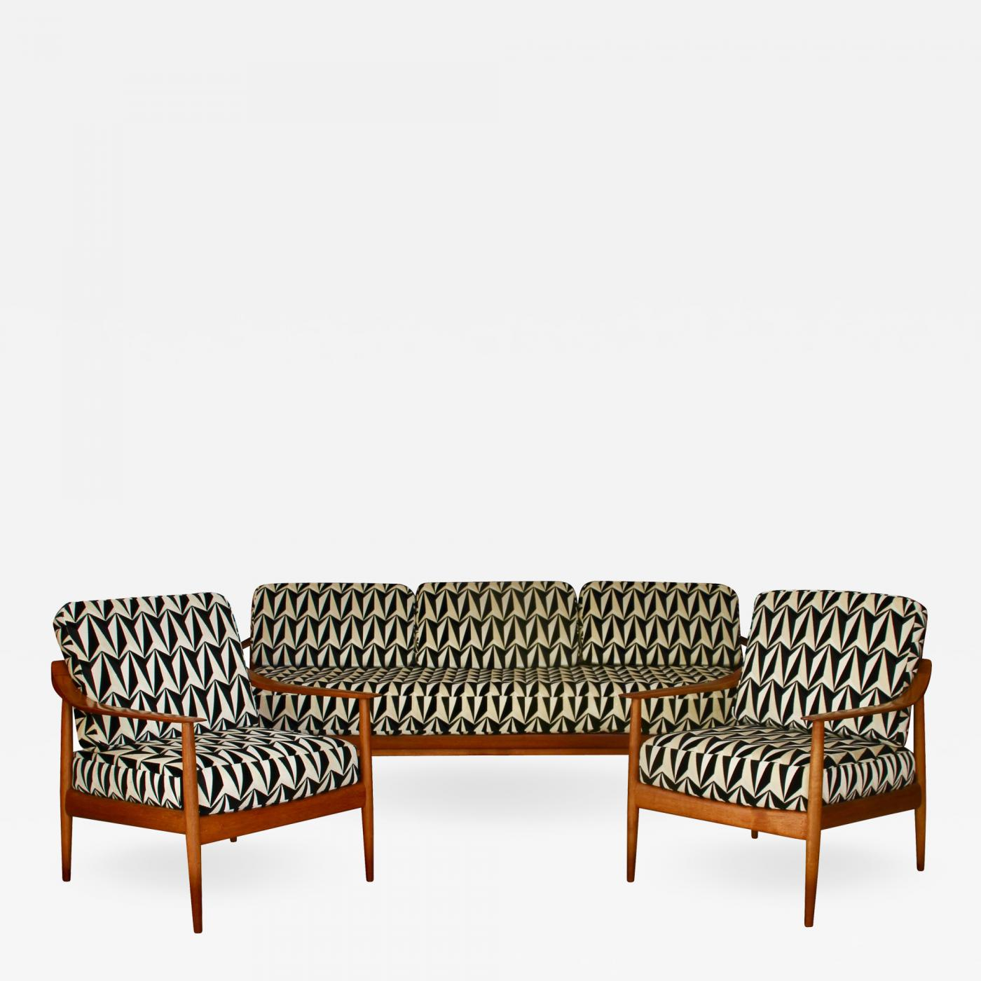 Walter Knoll Mid Century Seating Group By Walter Knoll Antimott Series