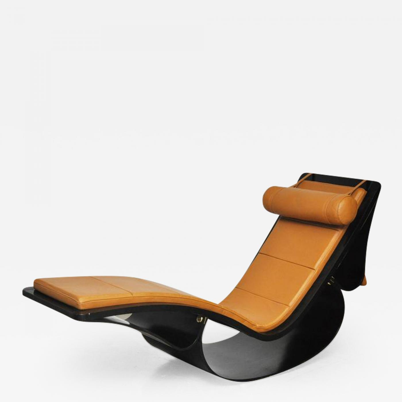 Chaise Rocking Chair Oscar Niemeyer