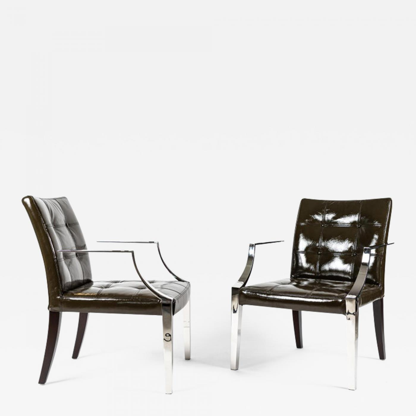 Driade Monseigneur Chairs Designed By Philippe Starck For Driade