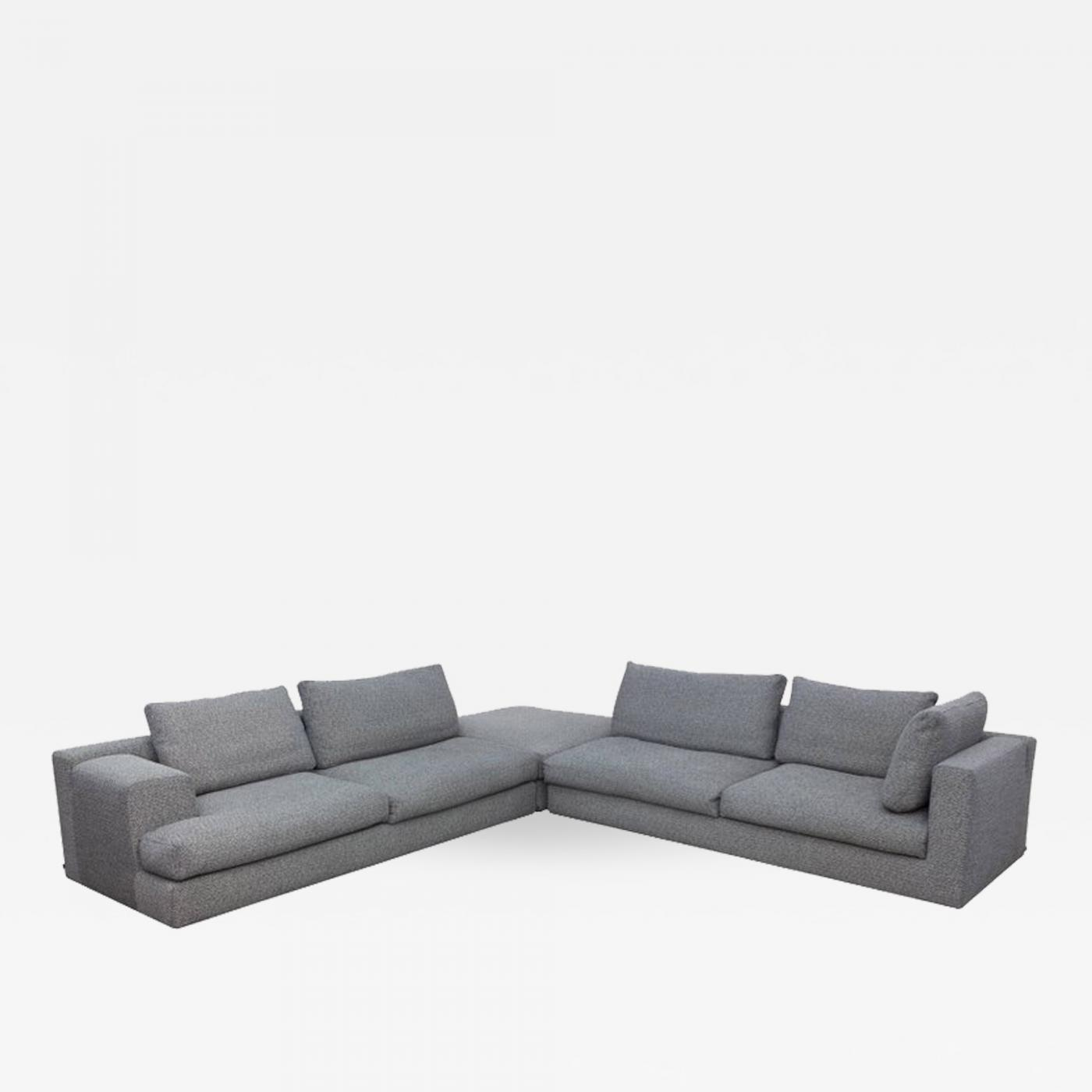 Piero Lissoni Modular Sofa Piero Lissoni Cassina Miloe Modular Sofa By Piero Lissoni