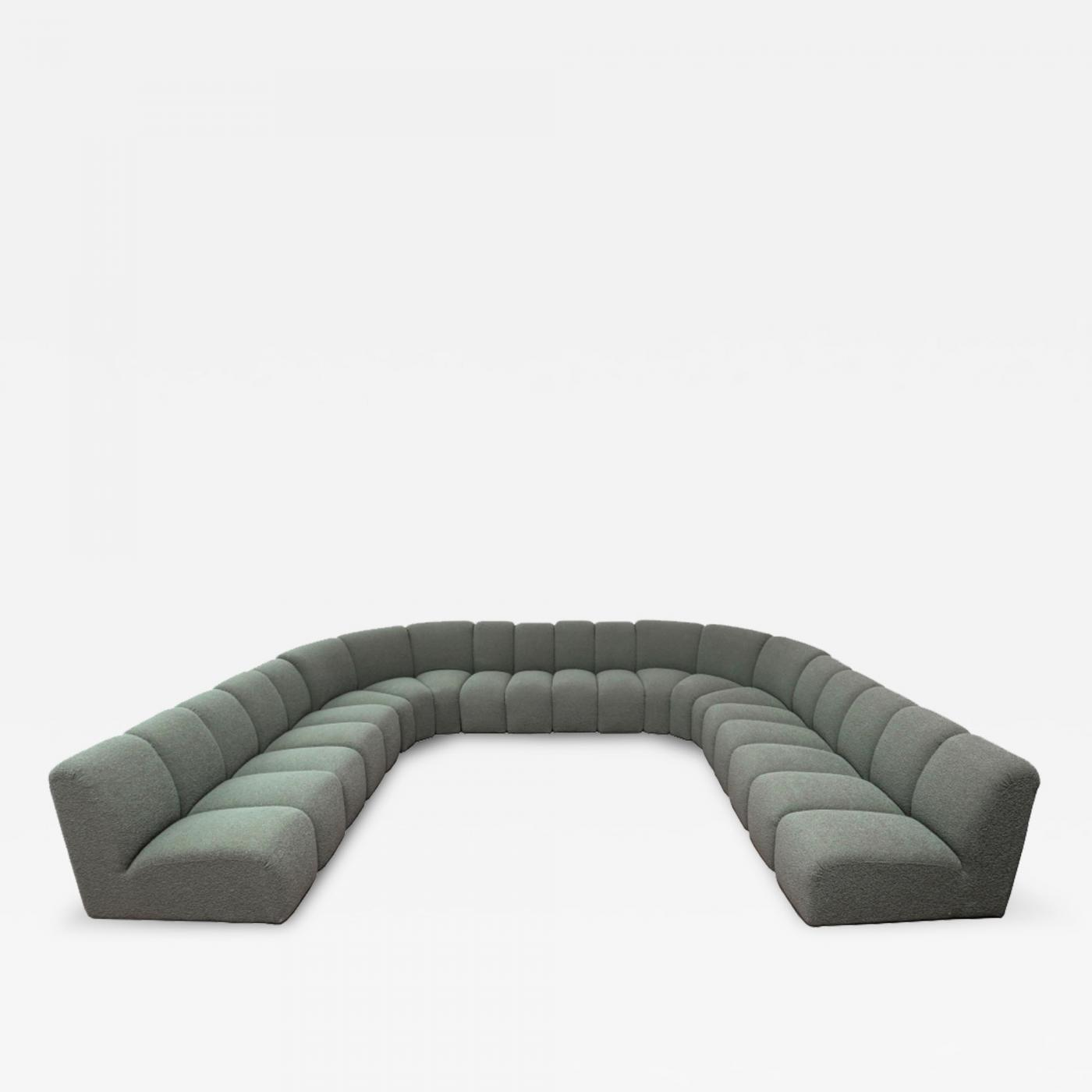 Pierre Paulin Sofa Pierre Paulin Mississippi Sofa By Pierre Paulin