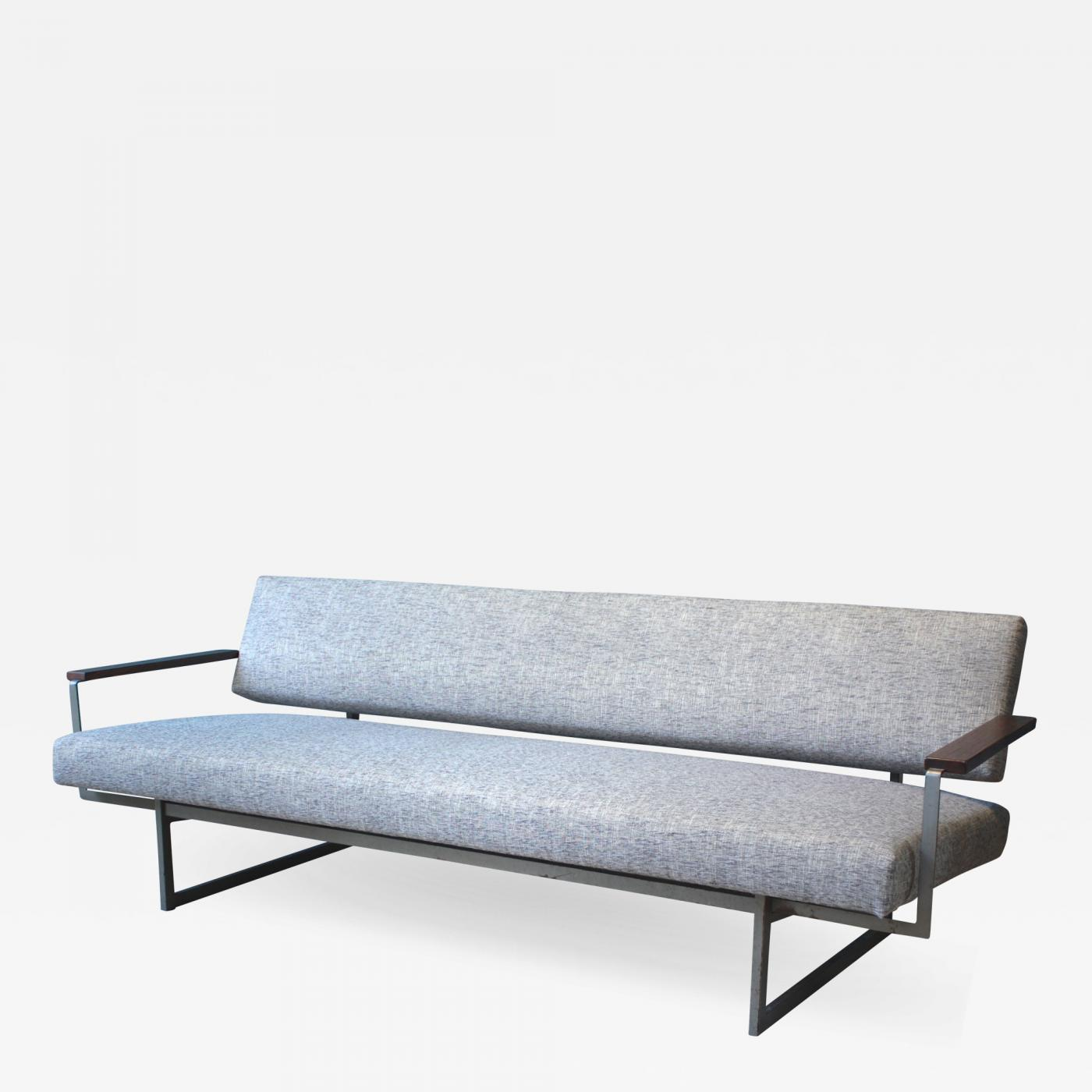 Vintage Couch Robert Parry Reupholstered Grey Vintage Sofa Or Daybed By Rob Parry For Gelderland 1950s