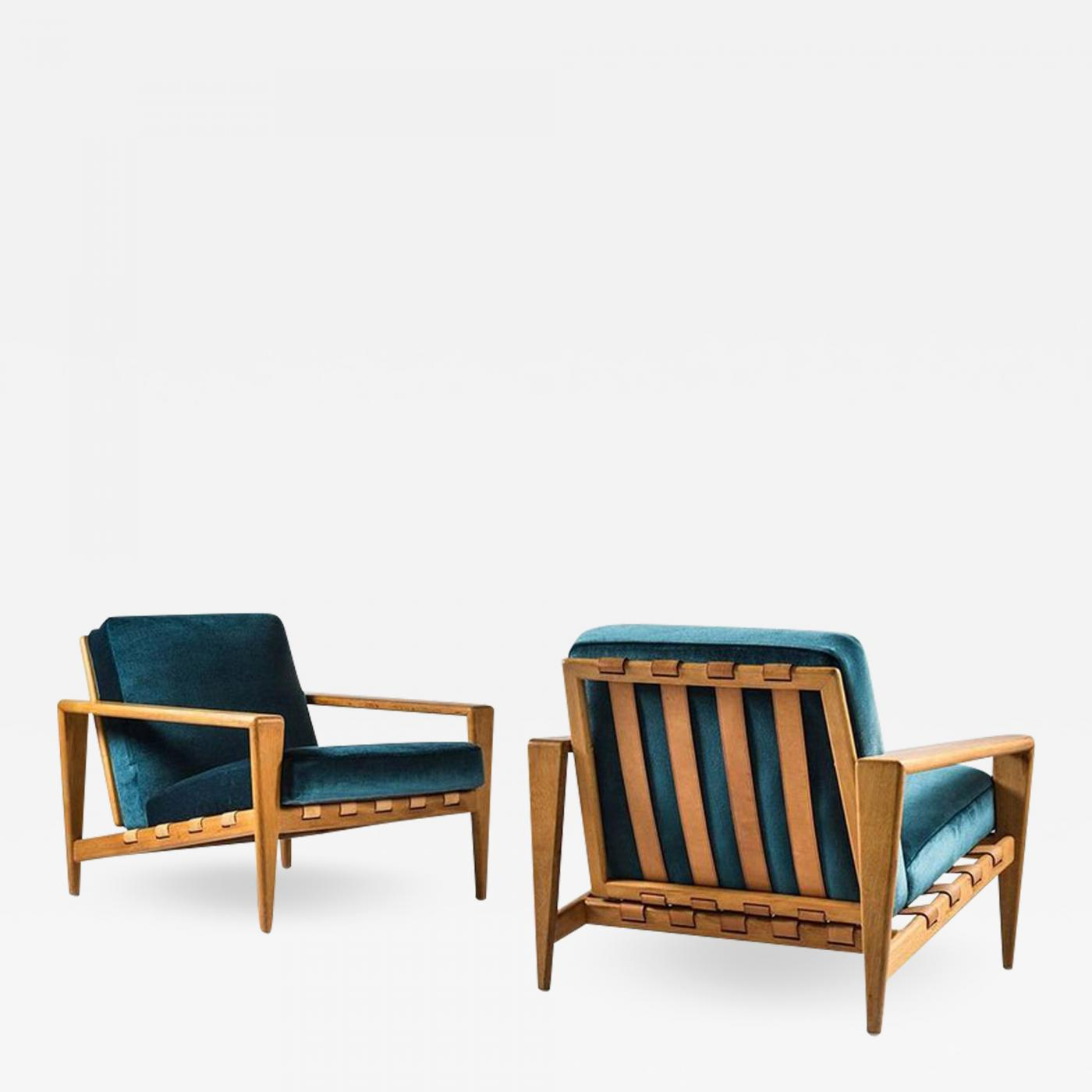 Swedish Mid Century Furniture Svante Skogh Scandinavian Mid Century Lounge Chairs