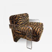 Vladimir Kagan - Lucite Lounge Chair Vladimir Kagan