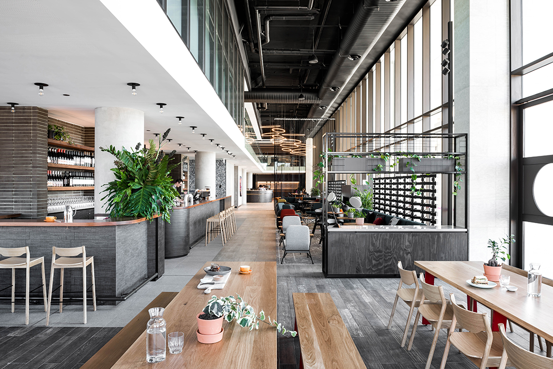 Loft Perth Aloft Hotel Perth By Design Theory Indesignlive Connection To