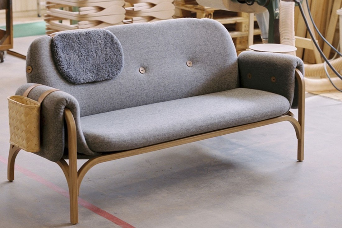 Sofa Scandinavian Jakarta Button Sofa Furniture Cube And Circle Indesignlive The