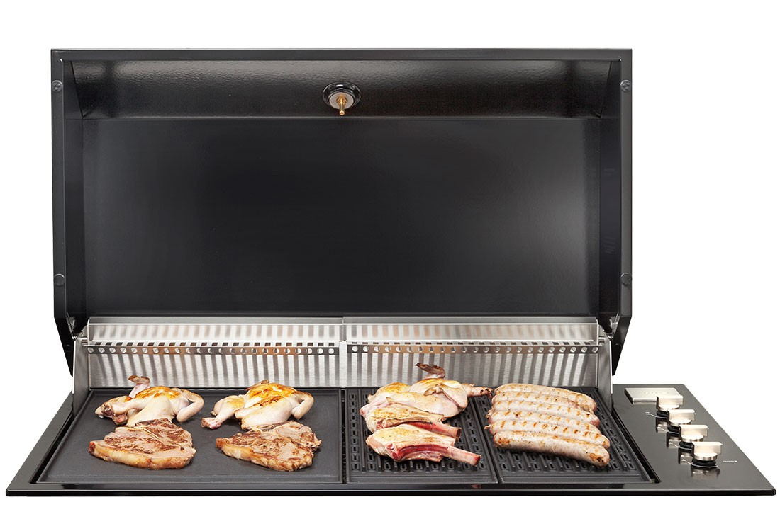 Bbqs For Sale Melbourne Dine Alfresco With Artusi Built In Barbecues Habitusliving