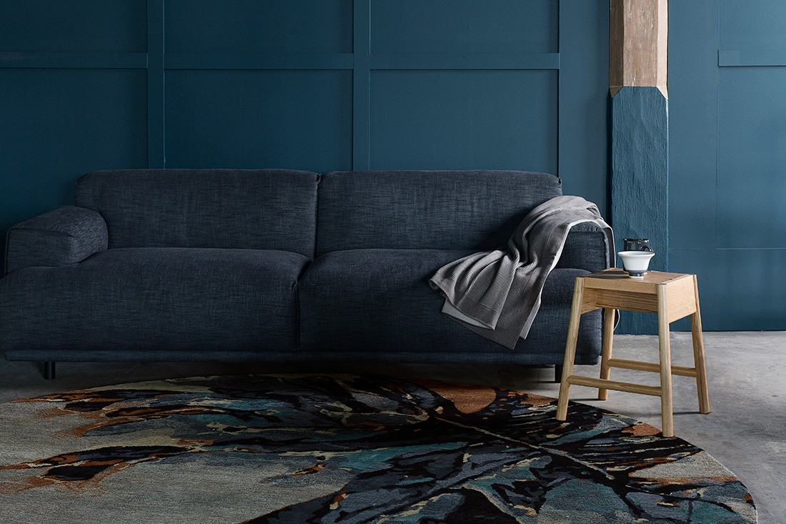 Designer Couch Klein Collaboration At Its Core Hare Klein X Designer Rugs