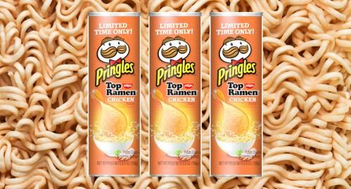 Medium Of Top Ramen Flavors