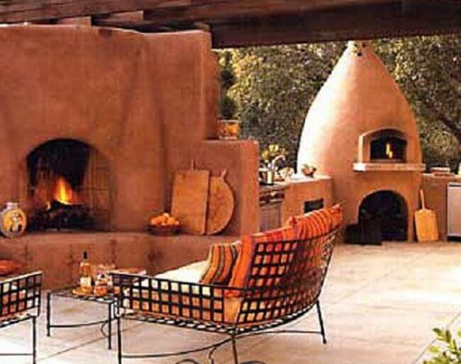 Outdoor Earth Ovens O Insteading